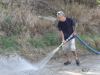 Mike_hosing_the_Denio_site_Sept_2011.JPG